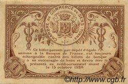 1 Franc FRANCE régionalisme et divers SENS 1916 JP.118.04 TTB à SUP