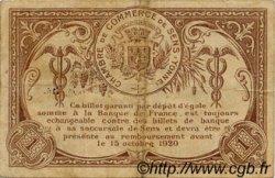 1 Franc FRANCE régionalisme et divers SENS 1916 JP.118.04 TB