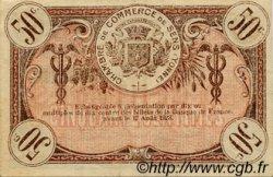 50 Centimes FRANCE régionalisme et divers Sens 1920 JP.118.10 TTB à SUP