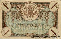 1 Franc FRANCE régionalisme et divers SENS 1920 JP.118.12 TTB à SUP