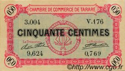 50 Centimes FRANCE régionalisme et divers TARARE 1916 JP.119.14 SPL à NEUF