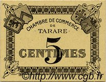 5 Centimes FRANCE régionalisme et divers Tarare 1920 JP.119.35 SPL à NEUF