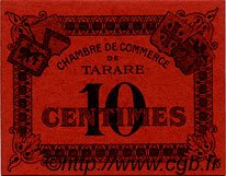 10 Centimes FRANCE régionalisme et divers Tarare 1920 JP.119.36 SPL à NEUF