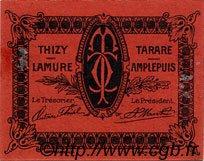 10 Centimes FRANCE régionalisme et divers TARARE 1920 JP.119.36 TTB à SUP