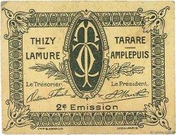 5 Centimes FRANCE régionalisme et divers Tarare 1920 JP.119.38 TTB à SUP