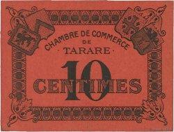 10 Centimes FRANCE régionalisme et divers TARARE 1920 JP.119.39 SPL à NEUF