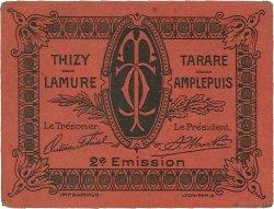 10 Centimes FRANCE régionalisme et divers TARARE 1920 JP.119.39 TTB à SUP