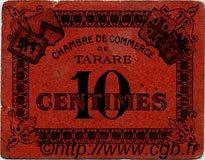 10 Centimes FRANCE régionalisme et divers TARARE 1920 JP.119.39 TB