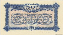 50 Centimes FRANCE régionalisme et divers Tarbes 1917 JP.120.12 SPL à NEUF
