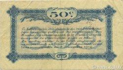 50 Centimes FRANCE régionalisme et divers TARBES 1917 JP.120.12 TB