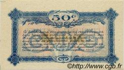 50 Centimes FRANCE régionalisme et divers Tarbes 1917 JP.120.17 SPL à NEUF