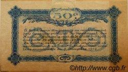 50 Centimes FRANCE régionalisme et divers Tarbes 1917 JP.120.17 TTB à SUP