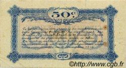 50 Centimes FRANCE régionalisme et divers Tarbes 1919 JP.120.20 TTB à SUP