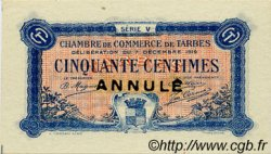 50 Centimes FRANCE régionalisme et divers Tarbes 1919 JP.120.21 TTB à SUP