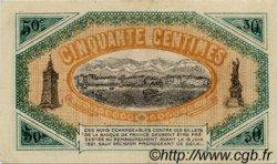50 Centimes FRANCE régionalisme et divers TOULON 1916 JP.121.01 TTB à SUP