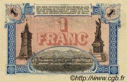 1 Franc FRANCE régionalisme et divers TOULON 1916 JP.121.04 SPL à NEUF