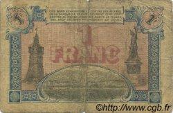 1 Franc FRANCE régionalisme et divers TOULON 1916 JP.121.04 TB