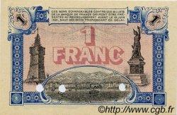 1 Franc FRANCE régionalisme et divers TOULON 1916 JP.121.05 SPL à NEUF