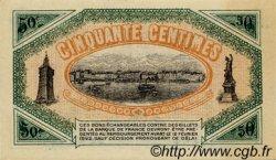 50 Centimes FRANCE régionalisme et divers TOULON 1917 JP.121.10 SPL à NEUF
