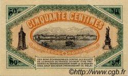 50 Centimes FRANCE régionalisme et divers Toulon 1917 JP.121.11 SPL à NEUF