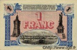 1 Franc FRANCE régionalisme et divers Toulon 1917 JP.121.12 SPL à NEUF
