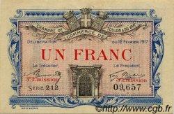 1 Franc FRANCE régionalisme et divers Toulon 1917 JP.121.12 TTB à SUP