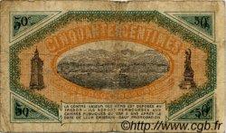 50 Centimes FRANCE régionalisme et divers TOULON 1917 JP.121.14 TB