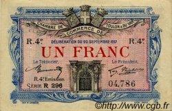 1 Franc FRANCE régionalisme et divers Toulon 1917 JP.121.24 TTB à SUP