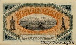 50 Centimes FRANCE régionalisme et divers Toulon 1919 JP.121.26 SPL à NEUF