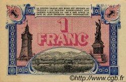 1 Franc FRANCE régionalisme et divers TOULON 1919 JP.121.27 SPL à NEUF