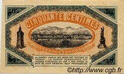 50 Centimes FRANCE régionalisme et divers Toulon 1920 JP.121.30 SPL à NEUF