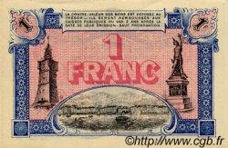 1 Franc FRANCE régionalisme et divers Toulon 1920 JP.121.31 SPL à NEUF
