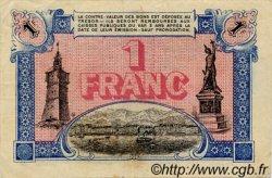 1 Franc FRANCE régionalisme et divers TOULON 1920 JP.121.31 TTB à SUP