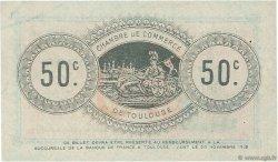 50 Centimes FRANCE régionalisme et divers Toulouse 1914 JP.122.01 SPL à NEUF