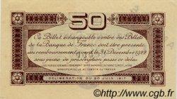 50 Centimes FRANCE régionalisme et divers Toulouse 1917 JP.122.23 SPL à NEUF