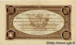 1 Franc FRANCE régionalisme et divers TOULOUSE 1919 JP.122.36 TTB à SUP