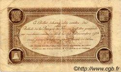 1 Franc FRANCE régionalisme et divers Toulouse 1919 JP.122.36 TB