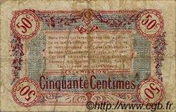 50 Centimes FRANCE régionalisme et divers TROYES 1918 JP.124.09 TB