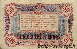 50 Centimes FRANCE régionalisme et divers TROYES 1918 JP.124.11 TB