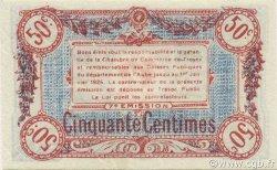 50 Centimes FRANCE régionalisme et divers Troyes 1918 JP.124.13 SPL à NEUF