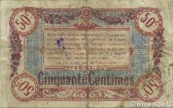 50 Centimes FRANCE régionalisme et divers Troyes 1918 JP.124.13 TB