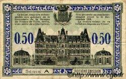 50 Centimes FRANCE régionalisme et divers TULLE ET USSEL 1918 JP.126.01 TTB à SUP