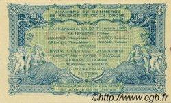 50 Centimes FRANCE régionalisme et divers VALENCE 1915 JP.127.02