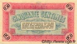 50 Centimes FRANCE régionalisme et divers Vienne 1915 JP.128.01 SPL à NEUF