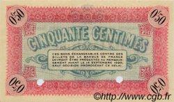 50 Centimes FRANCE régionalisme et divers VIENNE 1915 JP.128.03 SPL à NEUF