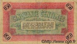 50 Centimes FRANCE régionalisme et divers VIENNE 1916 JP.128.11 TTB à SUP