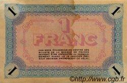 1 Franc FRANCE régionalisme et divers Vienne 1916 JP.128.12 TTB à SUP