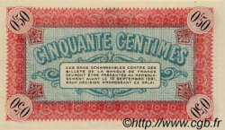 50 Centimes FRANCE régionalisme et divers VIENNE 1916 JP.128.15 SPL à NEUF