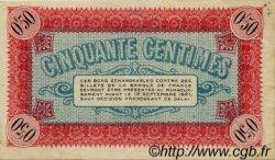 50 Centimes FRANCE régionalisme et divers VIENNE 1916 JP.128.15 TTB à SUP