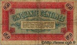 50 Centimes FRANCE régionalisme et divers VIENNE 1916 JP.128.15 TB